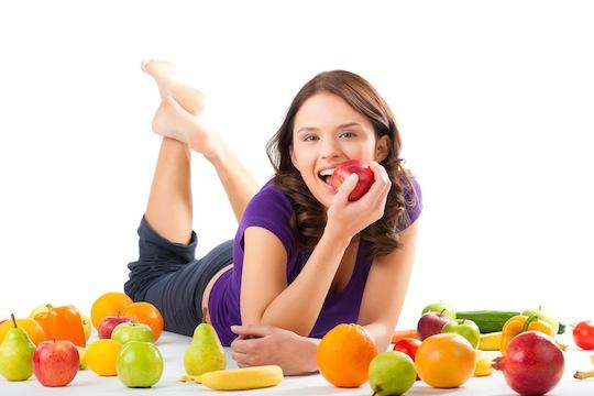 Nährstoffe für Zähne