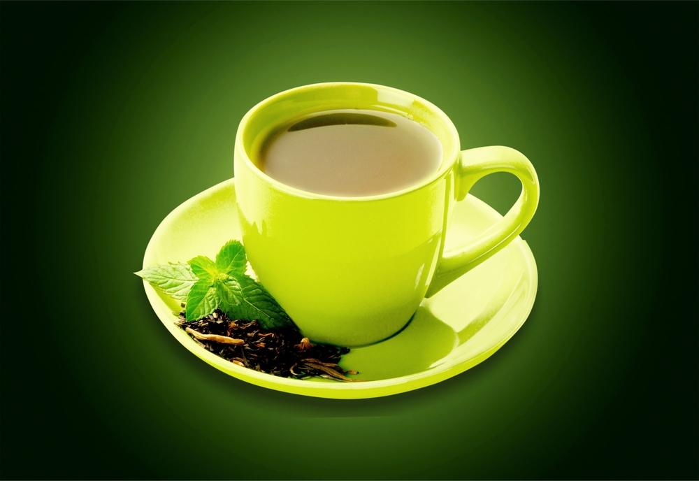 Tee trinken für gesunde Zähne
