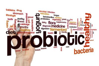 probiotische Nahrungsergänzung
